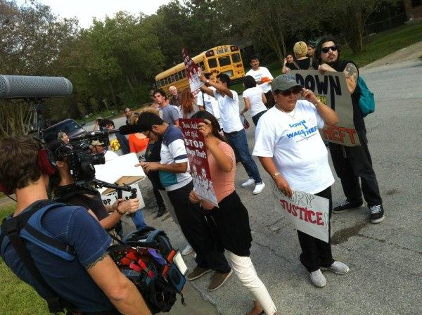 Justice Bus 2012